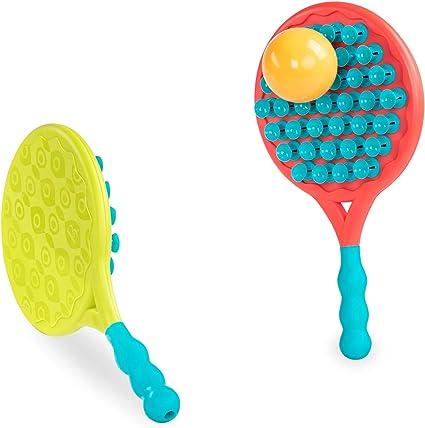 Amazon.com: B toys by Battat - Paddle Popper - Ventosa ...