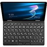 ONE-NETBOOK OneMix3 Pro ミニパソコン 日本語配列キーボード搭載 ( Intel Core i5-10210Y / 16GB RAM + 512GB PCIe SSD / Windows10 / 8.4インチ 2560*1600 10点マルチタッチパネル / 360度YOGAモード / 4096段階の筆圧に対応 / バックライト付きキーボード ) ブラック