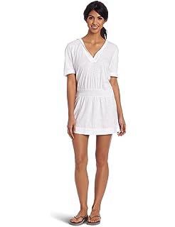 Amazon.com  Speedo Women s Aquatic Fitness Robe Cover-Up with Hood ... c2c826c58