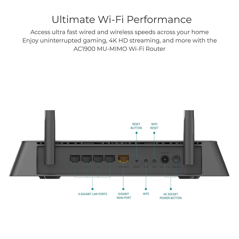 D-Link Wi-Fi DIR-878 MU-MIMO Router