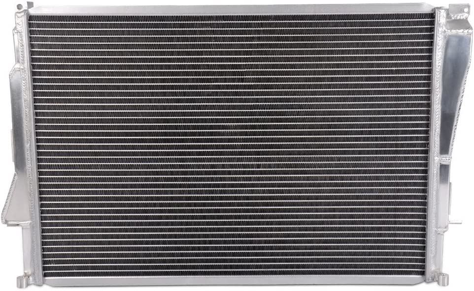 Aluminum Racing Performance Radiator Replacement For BMW E46 3 Series 323i 325i 328i 330i 2.5L-3.0L 1999-2006 MT