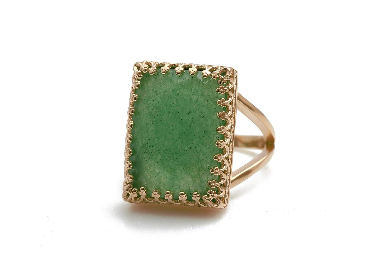 seafoam green boho Sleek mint green 925 VINTAGE Minimalist Sage Green Puffy Band Enamel Sterling Silver Ring pastel turquoise