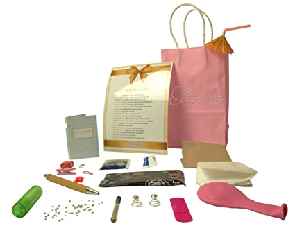 Amazon.com: Bride Wedding Survival Kit Gift perfect for wedding day ...