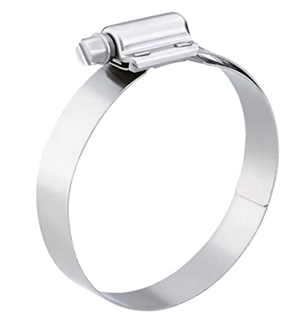 1//2 Band Width 1-5//16 to 2-1//4 Diameter Range Pack of 10 Breeze Liner Stainless Steel Hose Clamp 1-5//16 to 2-1//4 Diameter Range 1//2 Band Width Pack of 10 NOSLP 9228 Worm-Drive SAE Size 28