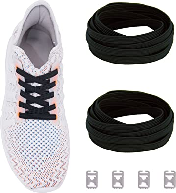 elastic band shoes
