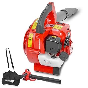 HECHT 9265 aspirador soplador triturador gasolina 3en1 180 km/h 40 ...