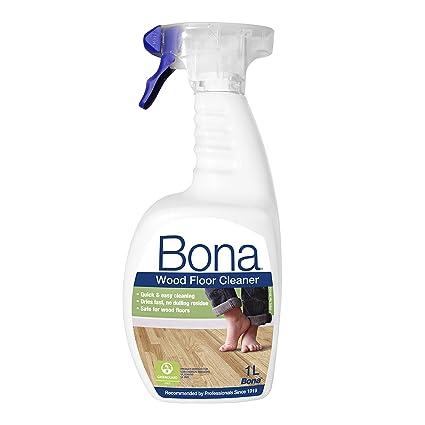 Bona Wood Floor Cleaner Spray Amazoncouk Diy Tools