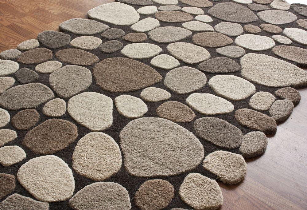Good Amazon.com: Nuloom 3u0027 6 X 5u0027 6 Hand Tufted Pebbles Rug In Natural: Kitchen  U0026 Dining Home Design Ideas