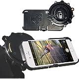 Universal Digiscoping Adapter Iphone 6 Phone Skope Case for Spotting Scope, Binocular, Microscope, Zoom Camera
