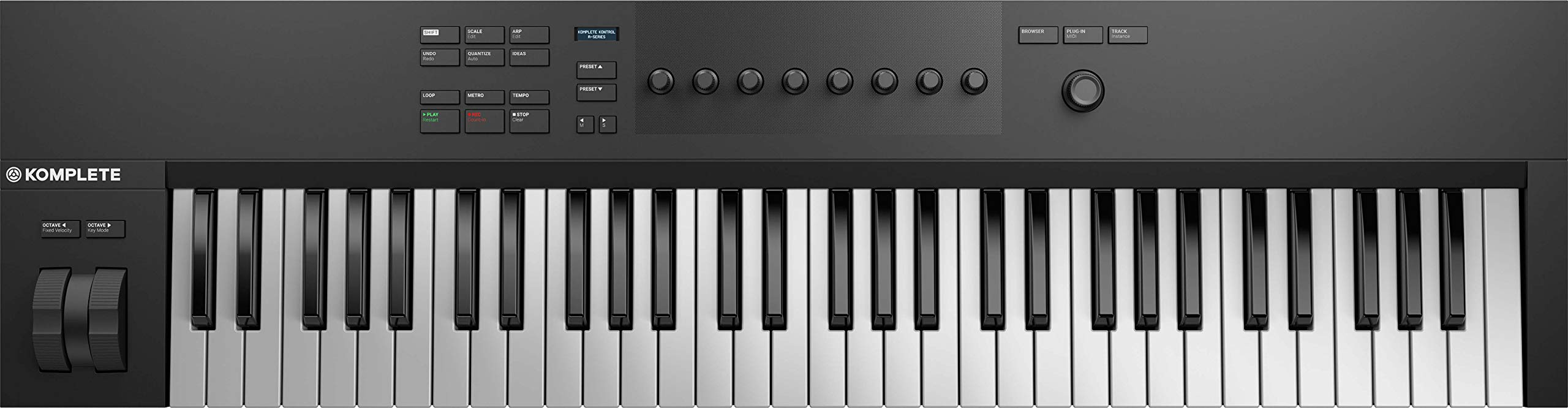 Native Instruments Komplete Kontrol A61 Controller Keyboard by Native Instruments (Image #2)