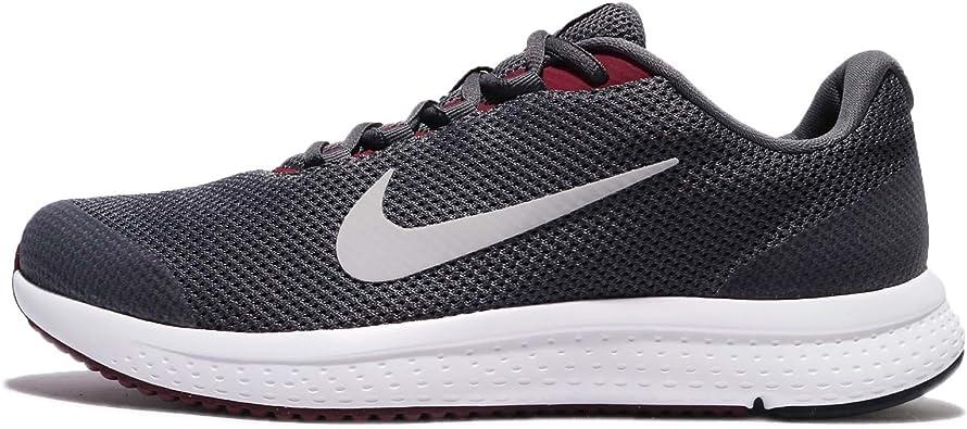 Nike Zapatillas DE Running RUNALLDAY Dark Grey/Matte Silver ANTHRAC, Deporte Unisex Adulto, Gris (Gris), 45.5 EU: Amazon.es: Zapatos y complementos