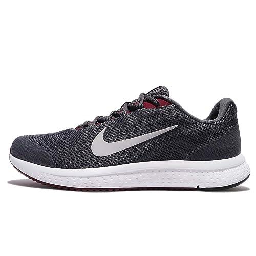 558936378 Nike Unisex Adults Zapatillas DE Running RUNALLDAY Dark Grey/Matte Silver  ANTHRAC Fitness Shoes,