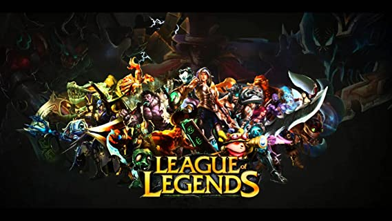 League of legends account level 30 NA 12~18 champion with