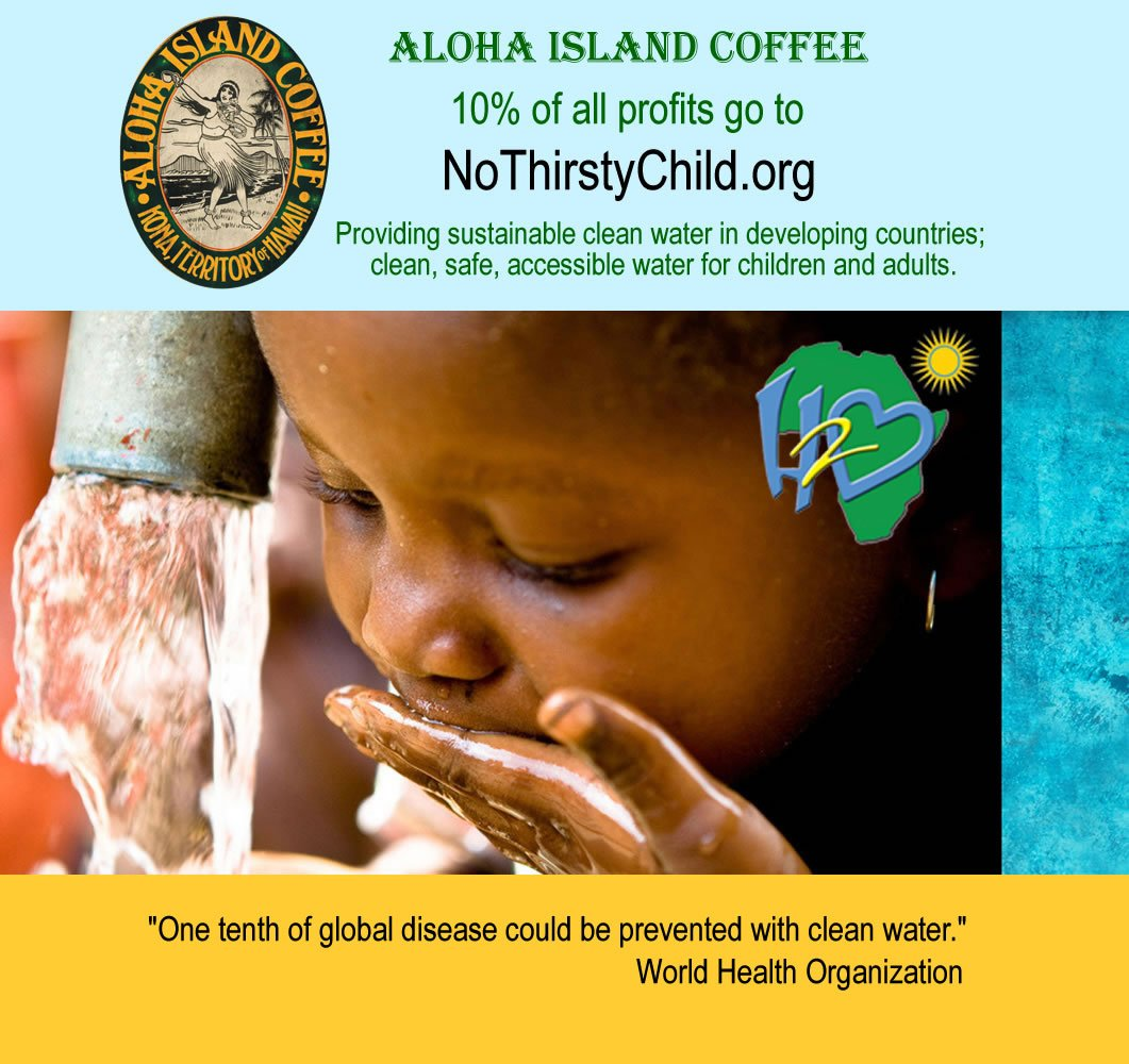K-cup Coffee of the Month Club, Pure Kona and Kona Hawaiian K-cups Shipped Monthly for Six Months, Gift for Christmas, Mothers Day, Fathers Day, Birthdays, Corporate Gifts and All Occasions by Aloha Island Coffee (Image #7)