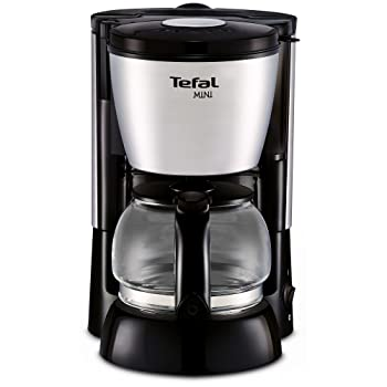 Tefal Apprecia CM110 6 Cup Coffee Maker (Black)