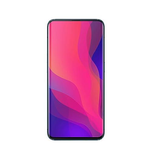 OPPO Find X Smartphone Libre Android 8 1 6 4 FHD Dual SIM Cámara Trasera Dual 20MP f2 0 16MP f2 0 Cámara Frontal 25MP f2 0 256GB Versión española Azul