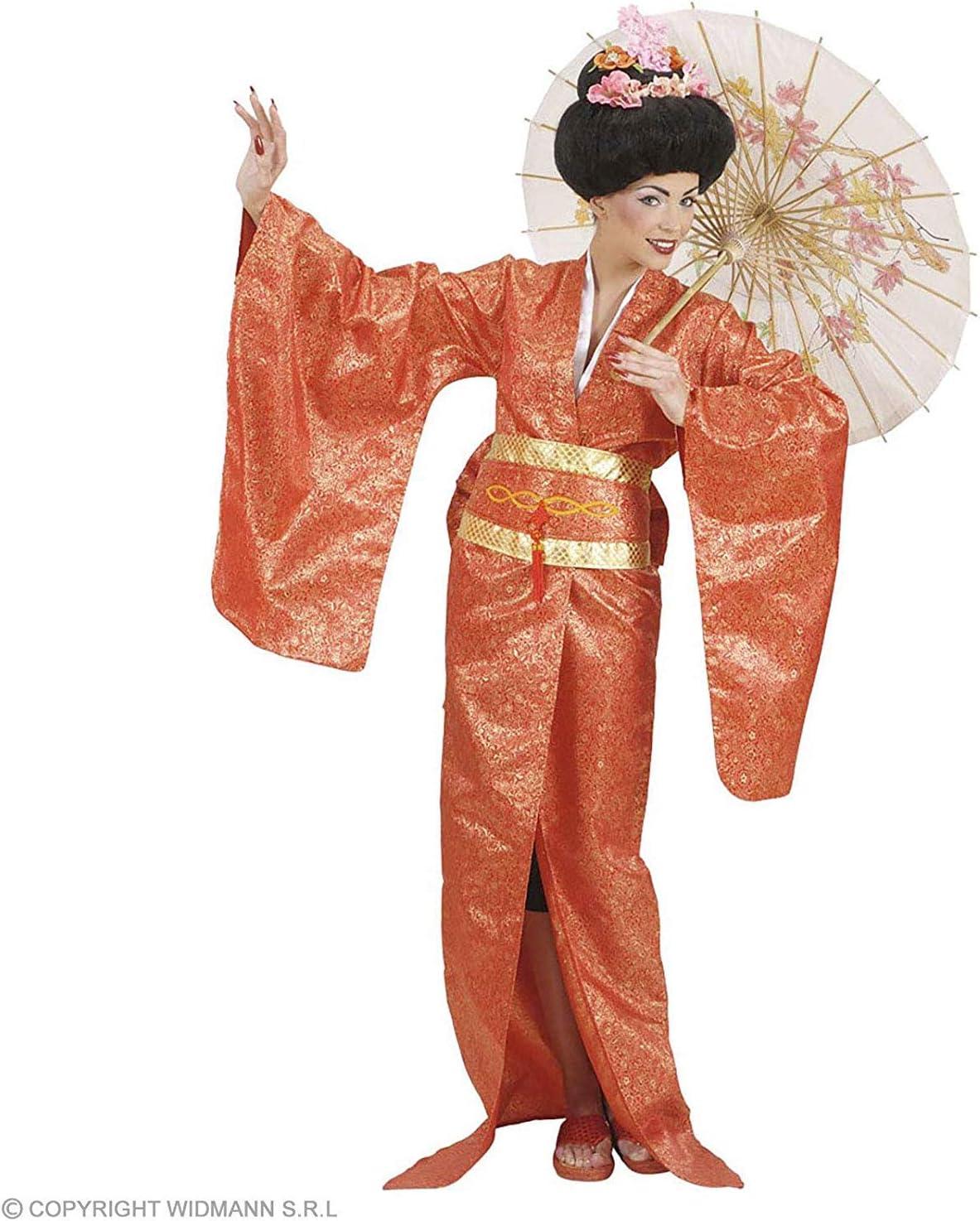 WIDMANN wdm90573 ? Disfraz para adultos Geisha, multicolor, L ...