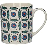 Creative Tops V&A IZNIK Trellis FINE CHINA MUG