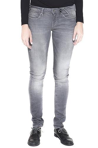 GUESS JEANS W52A27D1SX0 Denim Jeans Mujer gris GMIR 24-L32 ...