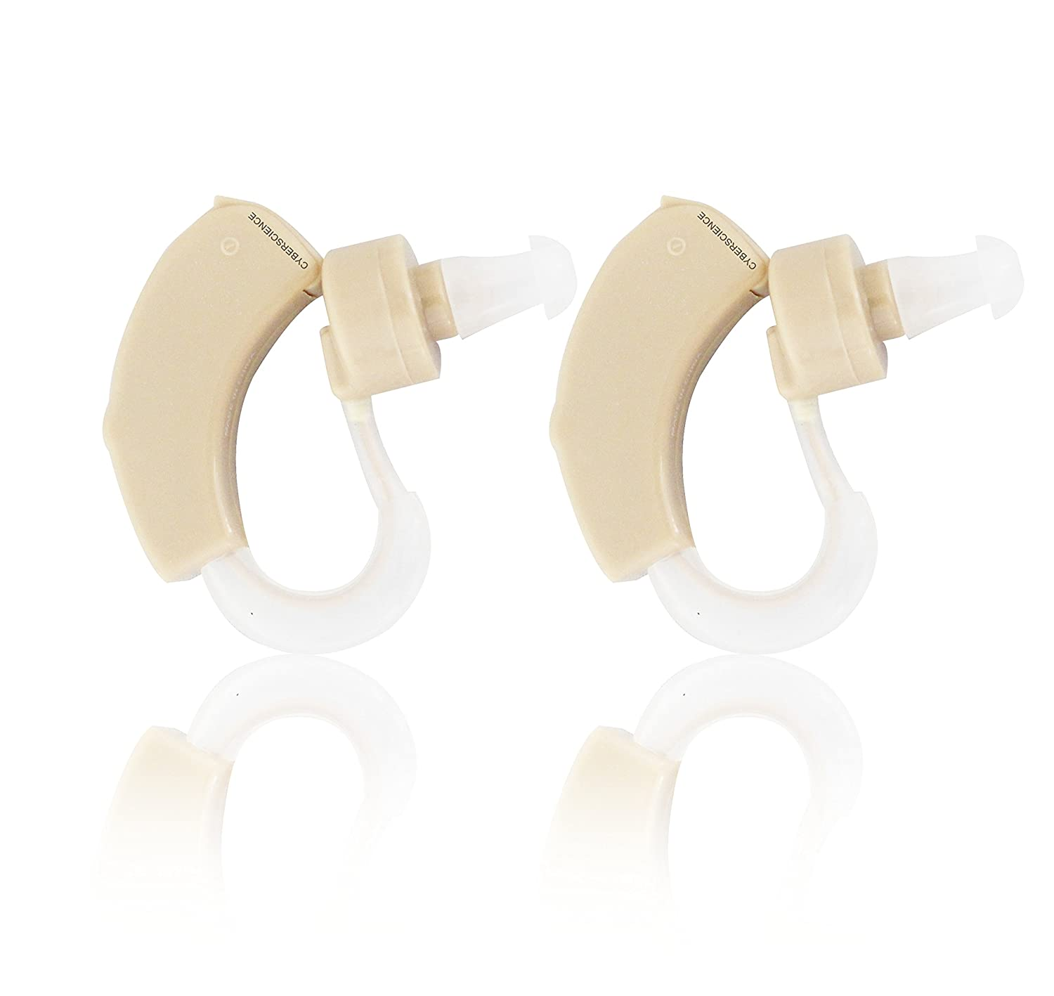 Hearing Amplifiers Set Of 2 Psap Behind The Ear Living Aids Accessories Personal Sound Amplification Device Health Care