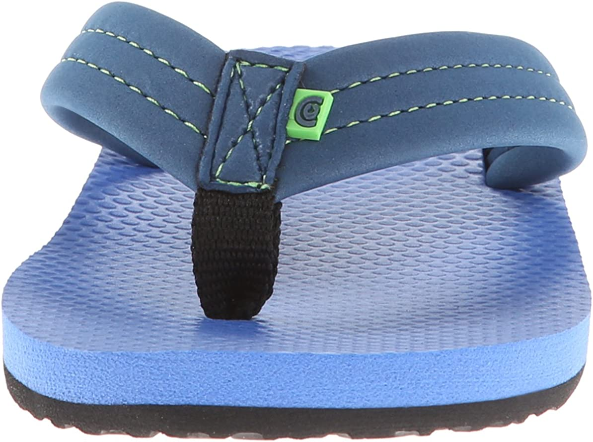 Toddler//Little Kid//Big Kid cobian Aqua Jump JR Flip-Flop