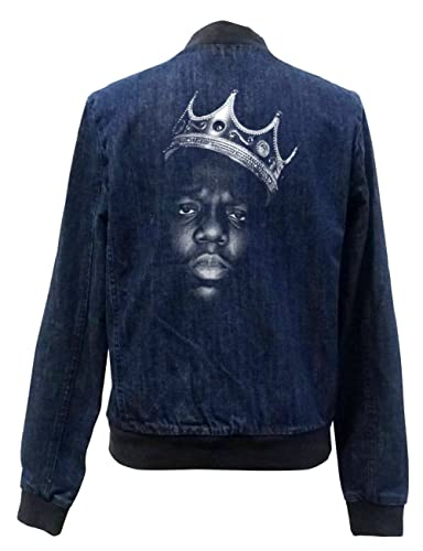 Biggie Bomber Chaqueta Girls Jeans Certified Freak
