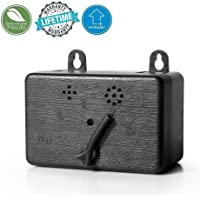 KCSC Mini Ultrasonic Bark Control Device, Anti Barking Deterrent, Training Tool, Stop Barking, Safe for Dogs, Indoor/Outdoor use, up to 50 Feet Range (Upgraded)