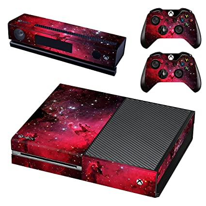 Vinyl Protector Skin Sticker Xbox 1 X Black And Red 2 Controller Skins A Great Variety Of Goods