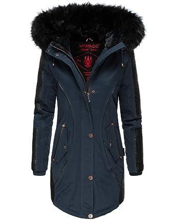 Winterjacke Damen warm Parka Fashion AZ Mantel Jacke zUqVSMpG