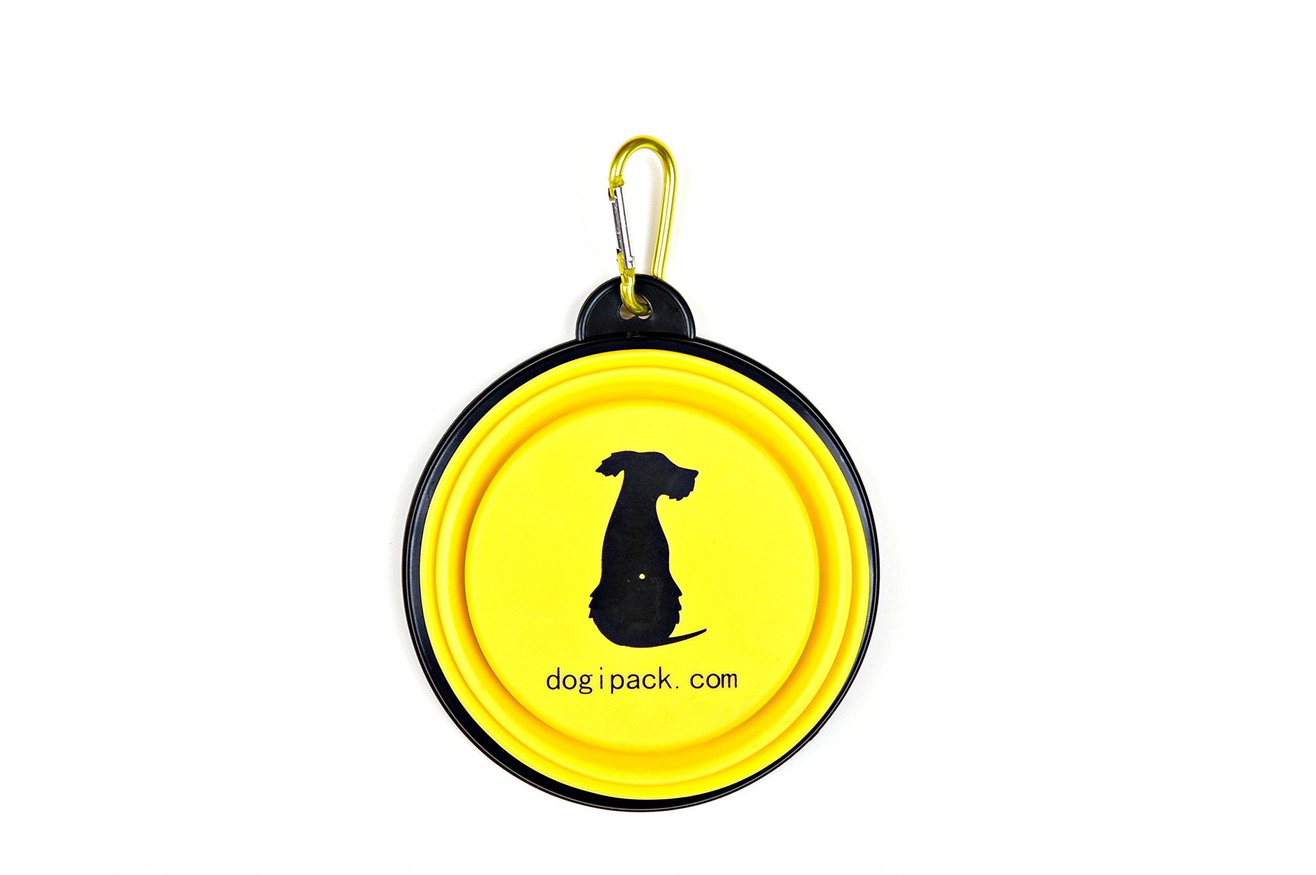 FreshStart DogiPack Hands Free and Organizational Dog Walking Belt (Grey) by FreshStart DogiPack (Image #6)