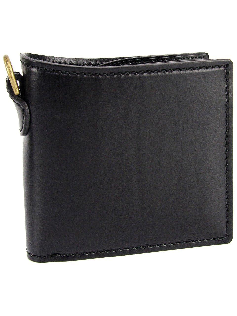 [コルボ] CORBO. -Ridgeリッジシリーズ 二つ折り財布 8LK-9901 B001I9P8RC ブラック ブラック