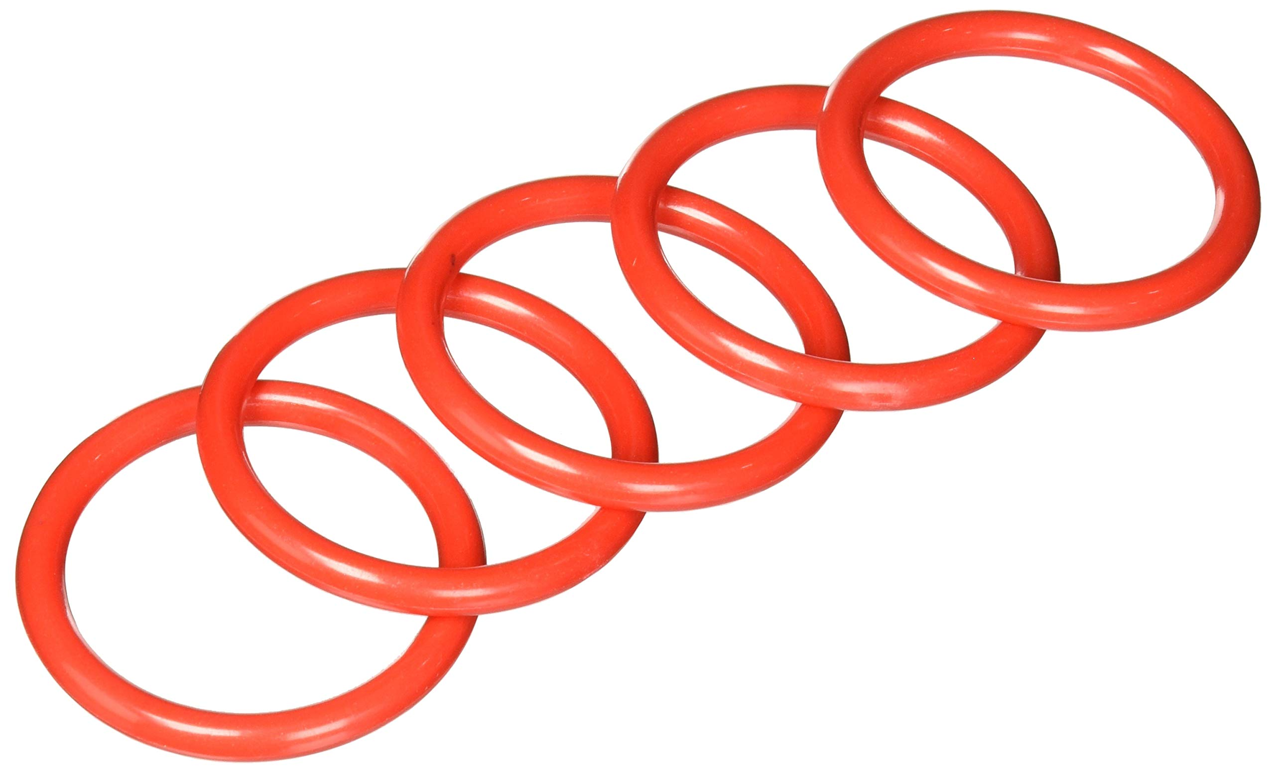 24 Pack US Toy S/&S Worldwide Plastic Throw Rings