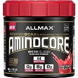 AllMax Aminocore Instantized BCAAs Fruit Punch - 44 serve, Fruit Punch, 462 Grams