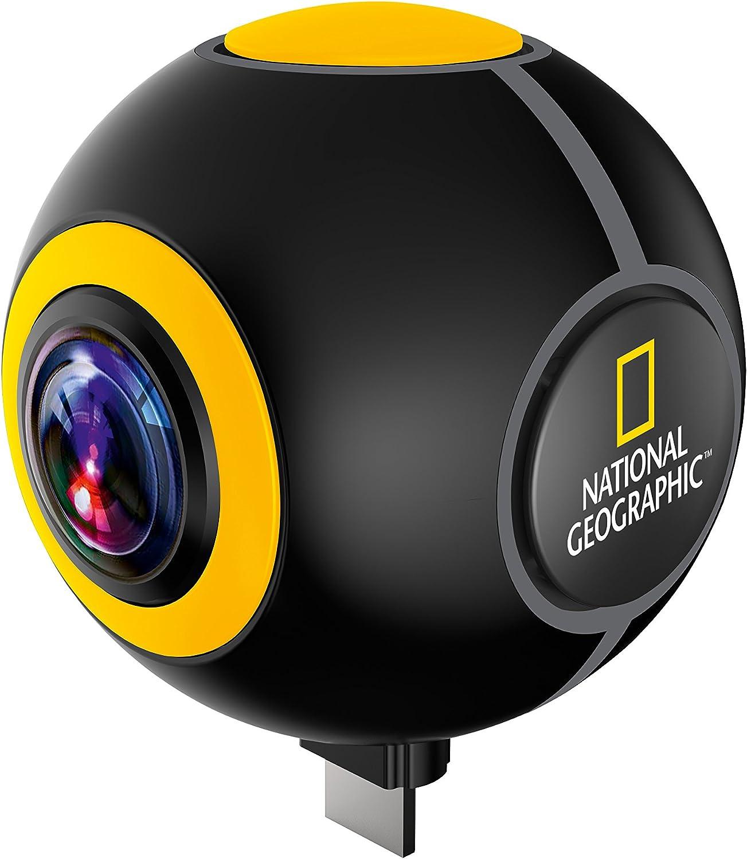 National Geographic Android Acción Cámara Spy