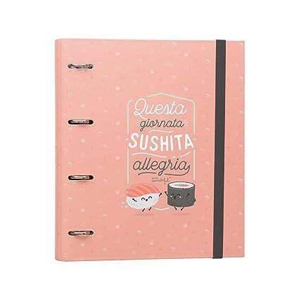 Mr. Wonderful woa08541it archivador, questa Day Sushita ...
