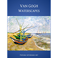 Van Gogh Waterscapes (Illustrated) (Affordable Portable Art)