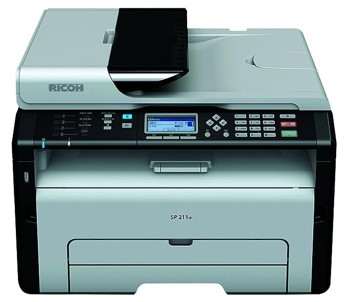 Ricoh - Fax (Laser, 368 x 360 x 311 mm, 200 x 100 dpi, JBIG, MH ...