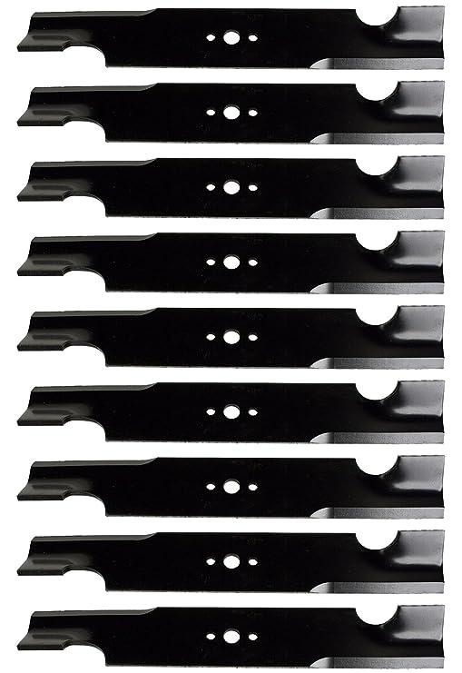 9) Estados Unidos cortacésped cuchillas para Snapper Pro 5020843 ...