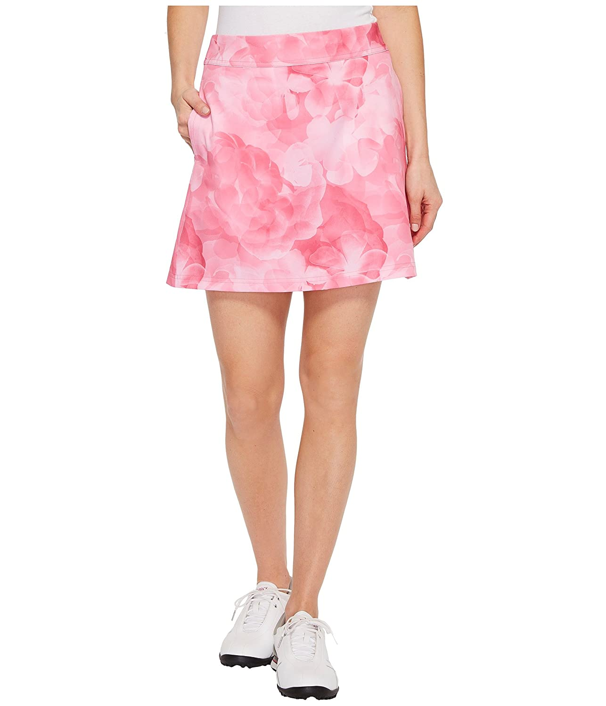 [プーマ] PUMA Golf レディース Bloom Skirt スカート [並行輸入品] 12 Shocking Pink B06XW4YK86