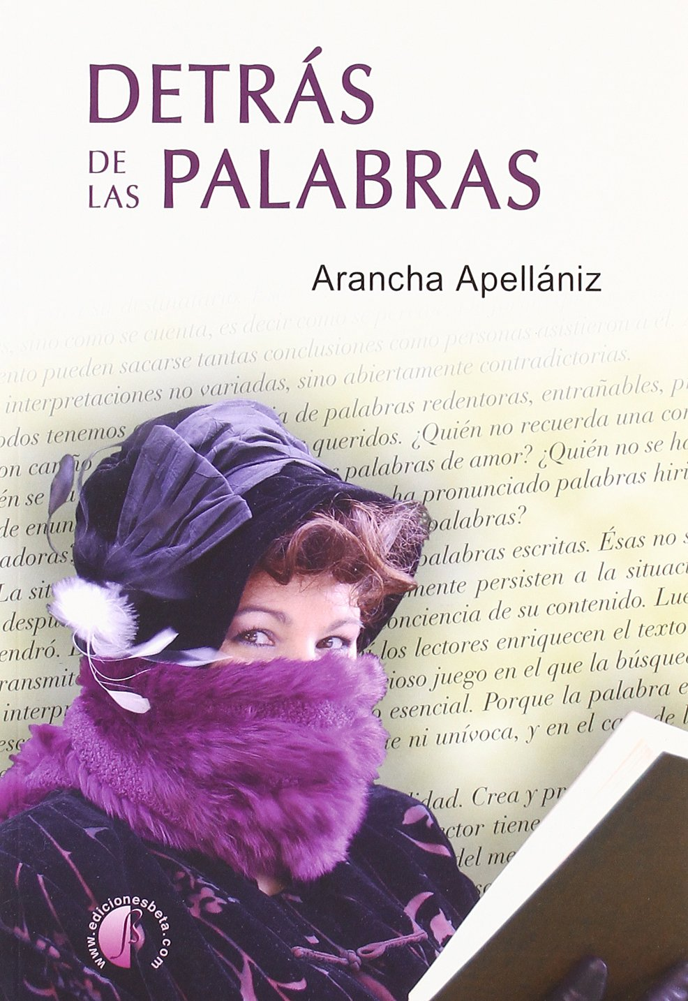 Detrás de las palabras (Relatos): Amazon.es: Apellániz, Arancha ...