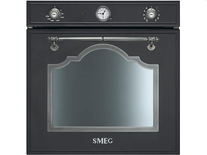 Smeg SF750AS - Horno (Medio, Horno eléctrico, 72 L, 72 L, 250 °C ...