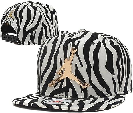 2015 snapback Moda Jordan sombreros / gorras (negro con el ...