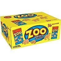 Austin 716148 Austin Zoo Animal Crackers Original 2 oz. 36/Carton (10022)