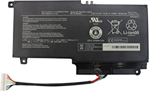 PA5107U-1BRS Laptop Battery Compatible with Toshiba Satellite L45D L50 L55 P55 L55t P50 Series P55-A5312 P55T-A5116 S55-A5167 S55-A5275 S55-A5279 S55-A5294 S55-A5295 S55T-A5389 S55-A5236
