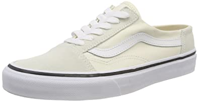 vans damen old skool weiß