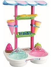 Simba 107102532 - Shop Eisdiele, Strandspielzeug