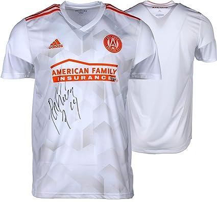 check out 23826 0cf76 Josef Martinez Atlanta United FC Autographed White Adidas ...