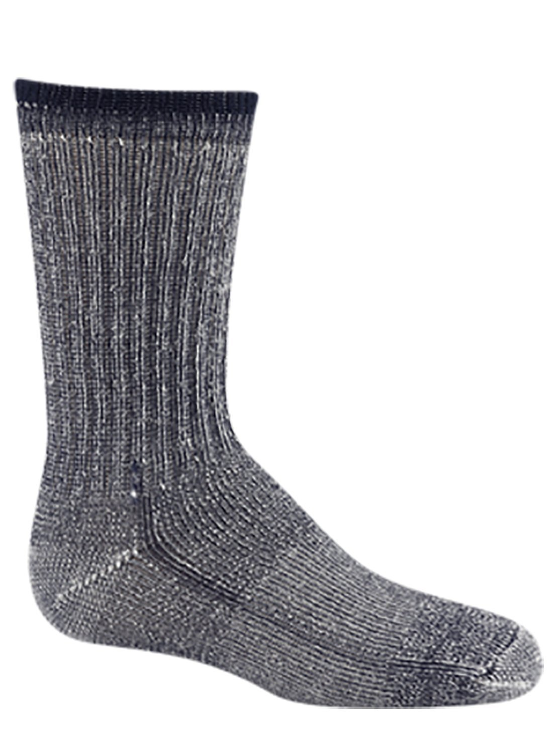 Wigwam Merino Wool Kid's Comfort Hiker Sock with a Helicase brand sock ring