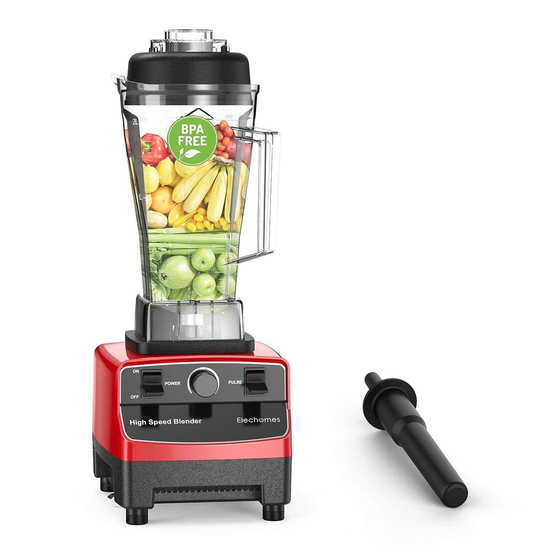 Elechomes Countertop Blender 70oz Professional Kitchen High-Speed Smoothie Blender Maker with 1200-Watt Base for Smoothies, Frozen Fruit, Juice, Milkshakes, Sauces