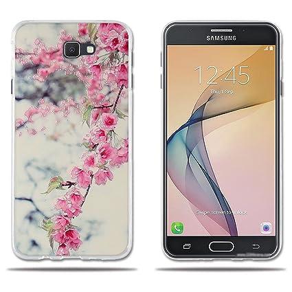 fubaoda Funda Samsung Galaxy J7 Prime,Carcasa Protectora de ...